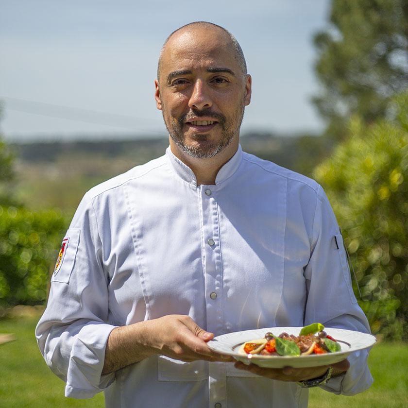 Chef Diogo Profírio